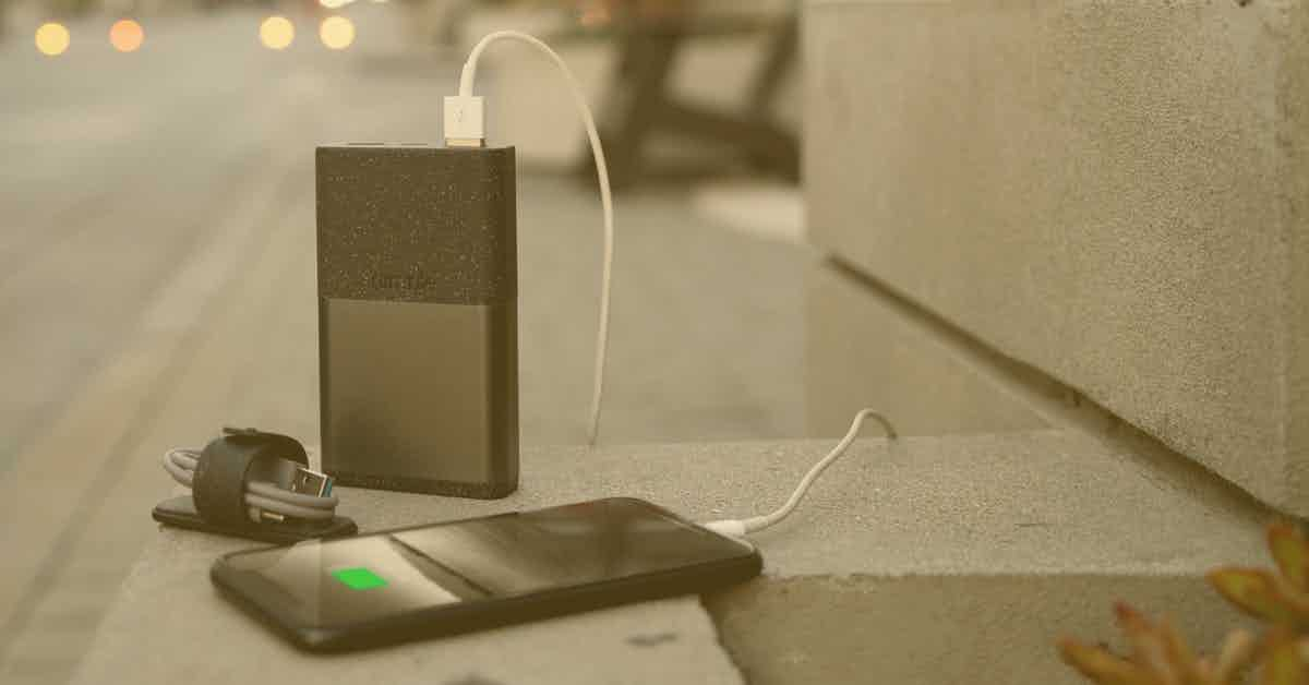 Guide to Create Portable Phone Charger
