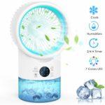 AMEIKO Portable Air Conditioner Fan