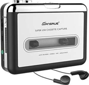 Dansrueus Updated USB Cassette Player