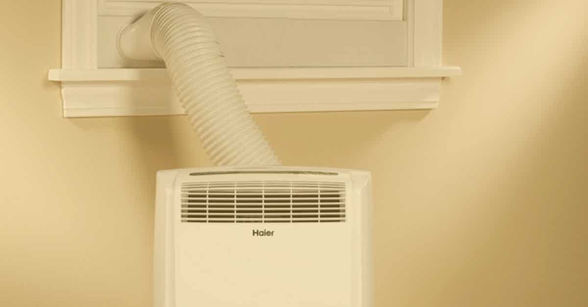 How to Install Portable AC Without Leaks