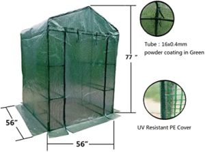 MTB Outdoor Portable Greenhouse