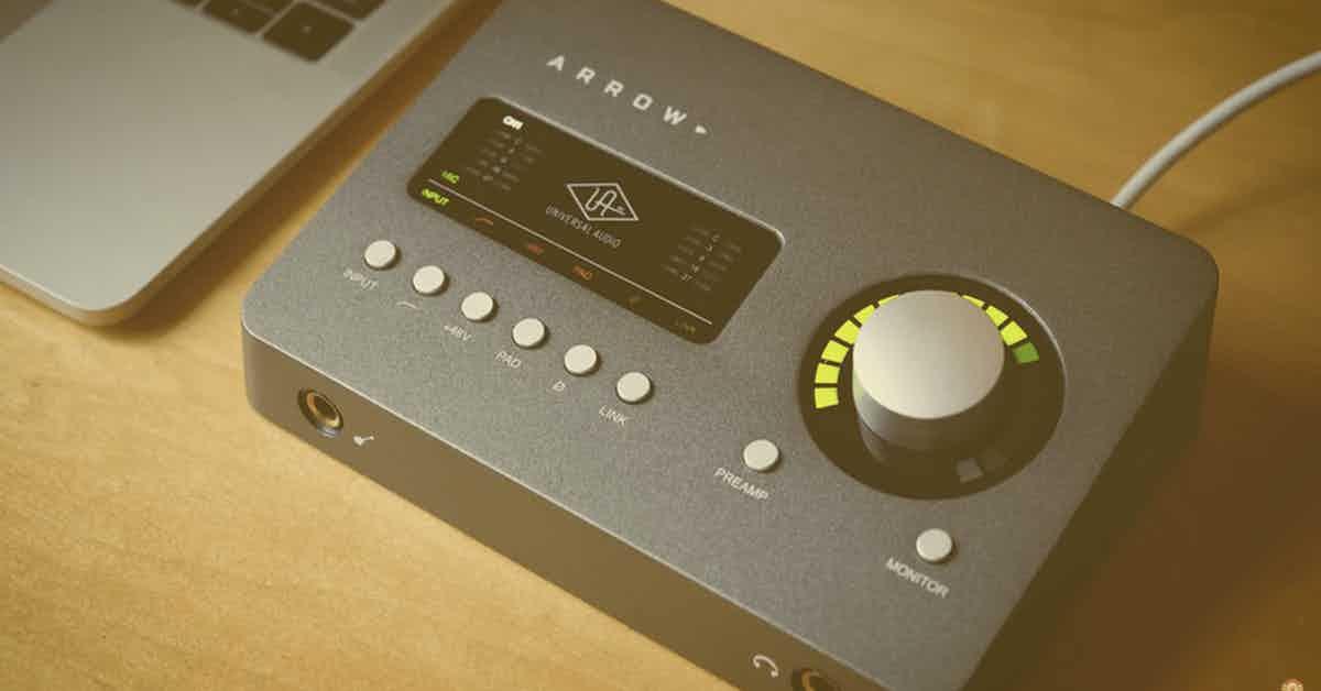 Portable Audio Interfaces