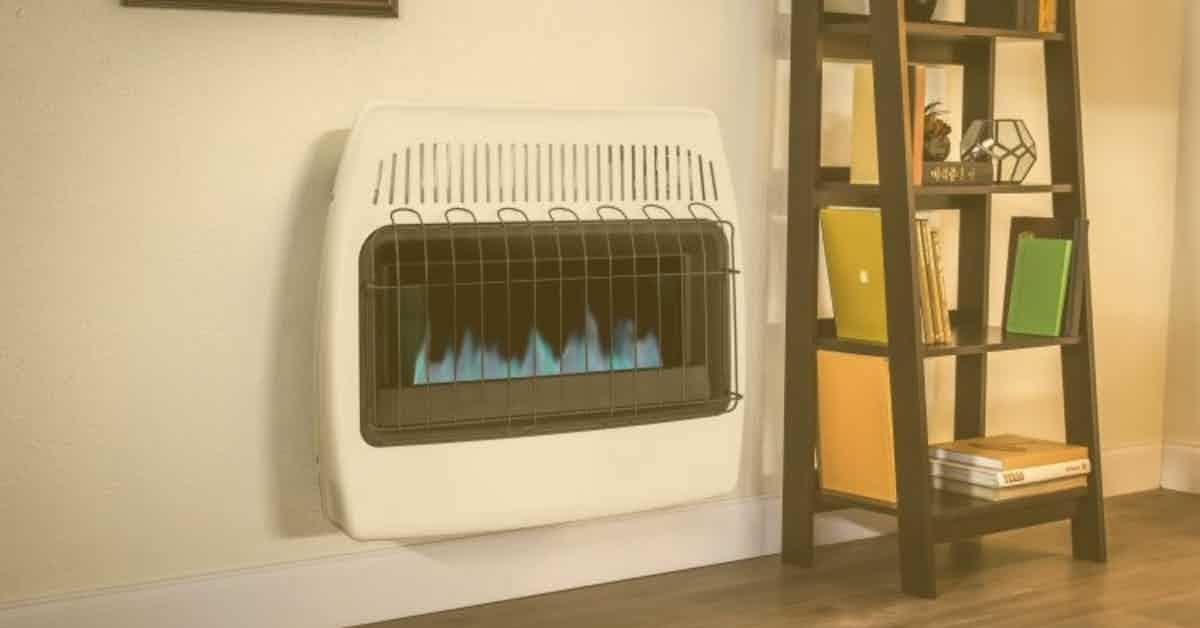 Portable Indoor Propane Heater