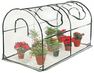 Seven colors house Reinforced Portable Mini Greenhouse