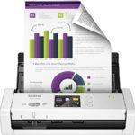 Brother Wireless Document Scanner