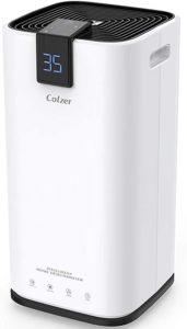 COLZER 4,000 SQ FT Home Dehumidifier