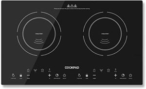 COOKAPD Portable Electric Stove Induction Cooktop