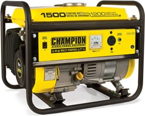 Champion Power Equipment 42436 1500/1200-Watt