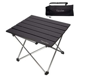 Collapsible Beach Table Folding Side Table