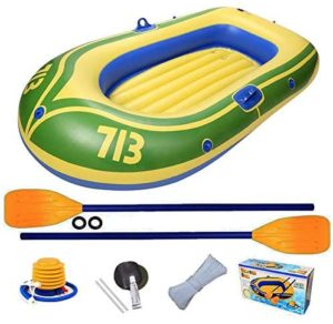 Decwang Portable Inflatable Boat