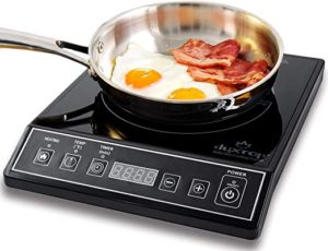 Duxtop 1800W Portable Induction Cooktop