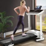 Folding Electric Treadmill