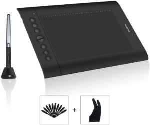 HUION H610PRO V2 Graphics Drawing Tablet