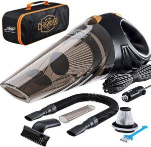 High Power Corded Handheld Vacuum