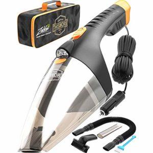 High Power Handheld Vacuum w/LED Light