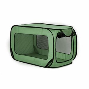 Love's cabin 36in Portable Large Dog Bed