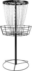 MVP Black Hole Lite 24-Chain Disc Golf Basket