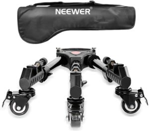Neewer Photography Professional Heavy Duty Tripod Dolly
