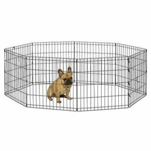 New World Foldable Metal Exercise Pen & Pet Playpen