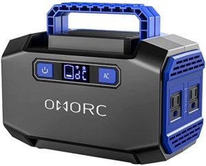 OMORC Mpow Portable Power Station