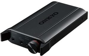 ONKYO Portable Headphone Amplifier DAC