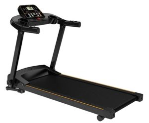 PUEEPDEE Treadmill Intelligent Digital Folding Treadmill