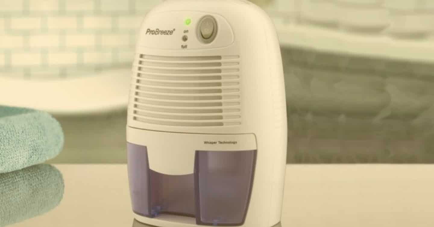 Portable Dehumidifiers