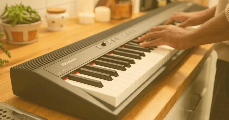 Portable Digital Pianos
