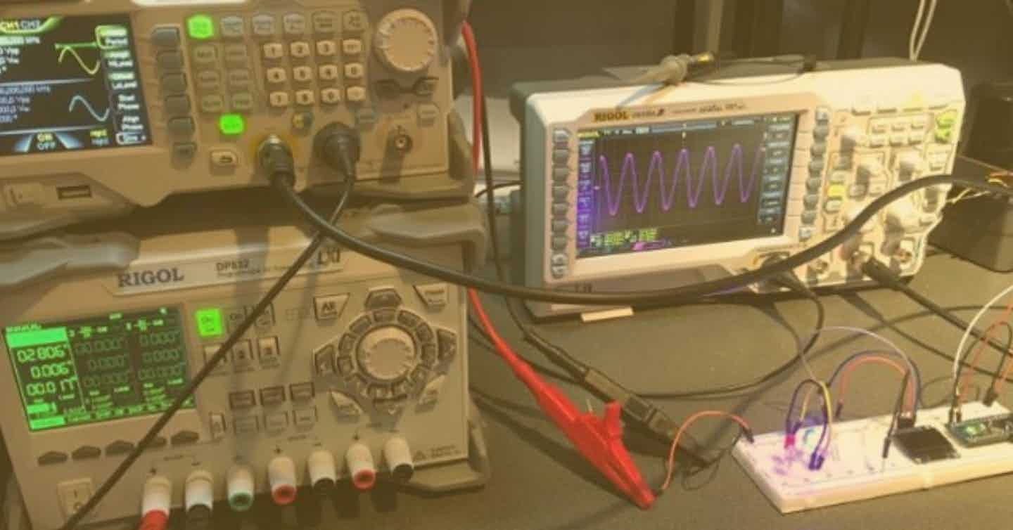 Portable Digital USB Oscilloscopes