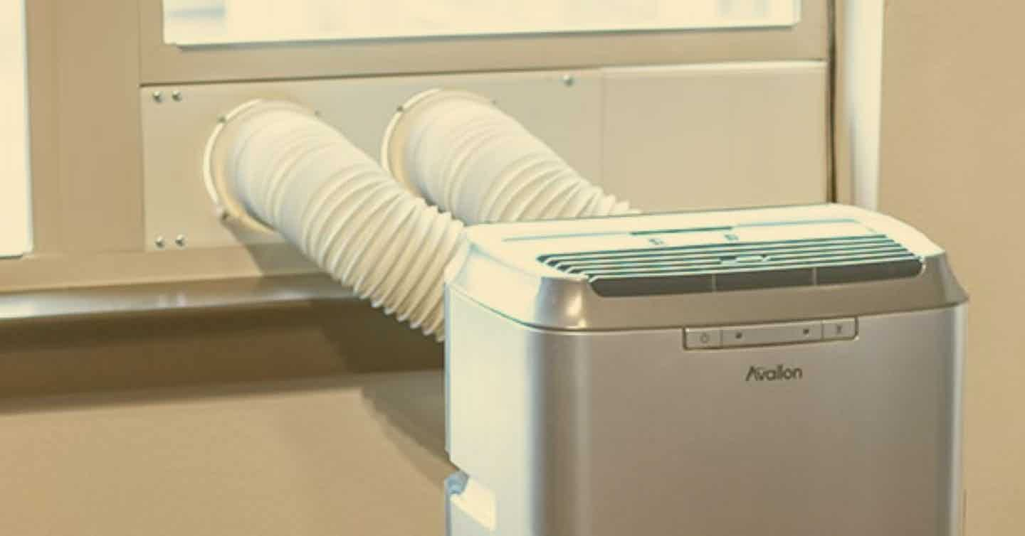 Portable Dual Hose Air Conditioners