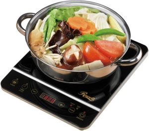 Rosewill 1800 Watt Induction Cooker Cooktop