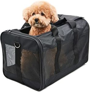 ScratchMe Pet Travel Carrier Soft Sided Portable Bag