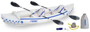Sea Eagle 370 Pro 3 Person Portable Boat