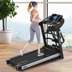 Smart Electric Folding Treadmill