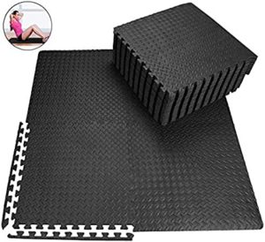 StillCool Puzzle Exercise Floor Mat