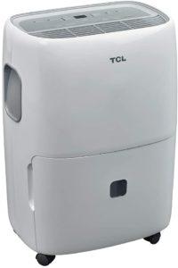 TCL 20 Pint Portable Dehumidifier