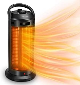 2-In-1 Space Radiant Heater