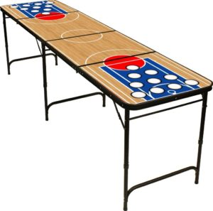 8' Folding Beer Pong Table