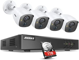 ANNKE S300 8CH H.265+ Security Camera System