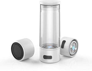 AlkaDrops Portable 4-mins Hydrogen Water Bottle