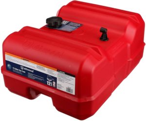 Attwood 8812LLP2 Epa Certified Portable Fuel Tank