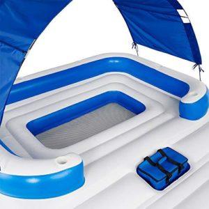 Bestway CoolerZ Tropical Breeze Floating Island Raft 2