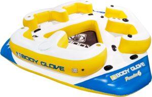 Body Glove Paradise 6 Inflatable Aqua Lounge