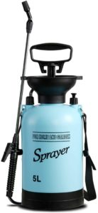 CLICIC Lawn and Garden Portable Sprayer