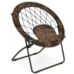 Dj siphraya Folding Round Bungee Chair