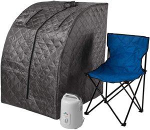 Durasage Lightweight Portable Personal Steam Sauna