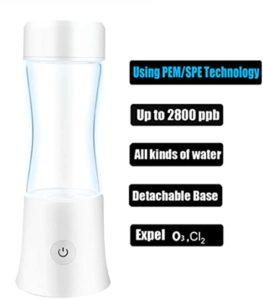 F4-2 Hydrogen-Rich Generator Water Bottle