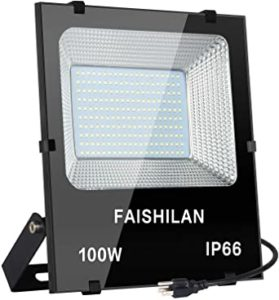 FAISHILAN 100W LED Flood Light