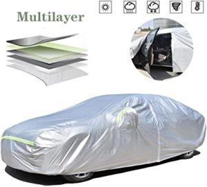 Full Car Cover Waterproof All Weather