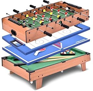 Haber Online Products Multi Game Swivel Table